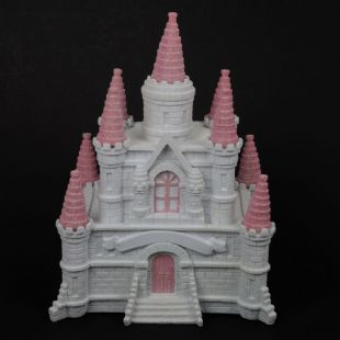 This Little Piggy Pricess Castle Bank Money Box